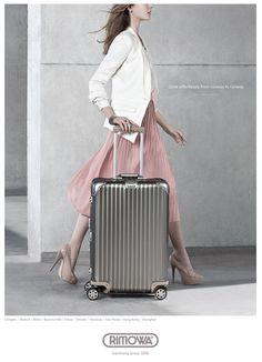 Shop #Rimowa @LuggageFactory.com! #fashion #luggage http://www.luggagefactory.com/rimowa-luggage
