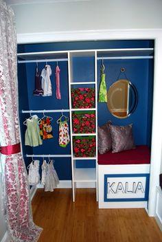 Kara's Korner: Nursery Room - DIY Closet Reveal