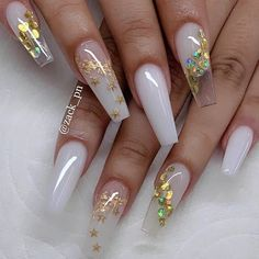 30 Alluring Acrylic Valentine's Nails Design To Show Your Love 2020 - Page 5 of 5 - Latest Fashion Trends For Woman Summer Acrylic Nails, Best Acrylic Nails, Acrylic Nail Designs, Nail Art Designs, Nails Design, Creative Nail Designs, Stylish Nails, Trendy Nails, Jolie Nail Art