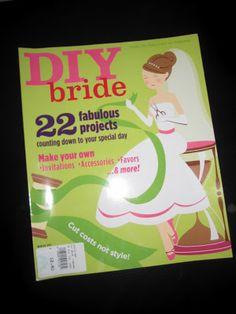 Modern Bride: DIY- morsiamen häälehti
