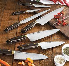 Kramer x Zwilling J.A. Henckels Knives