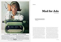 Mid-Century Ads: Advertising in the Mad Men Age