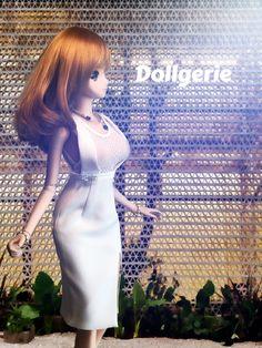 Purple 1//3 BJD Clothes Smart Doll Dollfie DD DDdy Kawaii Sailor Girl Set