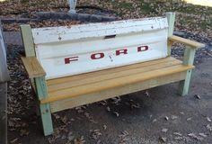 Tailgate bench - The Garage Journal Board