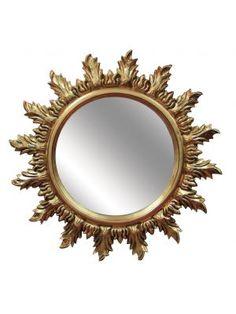 Καθρέπτης Τοίχου Νεοκλασικός Χρυσός Ήλιος FM-3309G/50 Mirror, Furniture, Home Decor, Decoration Home, Room Decor, Mirrors, Home Furnishings, Home Interior Design, Home Decoration