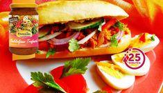 Broodje Bakkeljauw - Surinaams eten