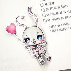 Happy Ribonita Bookmark (◕ᴥ◕) Kawaii Panda - Making Life Cuter