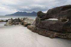 Singing Sands - Isle of Eigg, Scotland