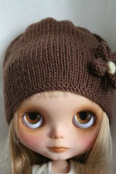 I just think this is a cool doll .............