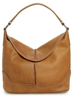 Shop Now - >  https://api.shopstyle.com/action/apiVisitRetailer?id=609819344&pid=uid6996-25233114-59 Frye Cara Leather Hobo Bag - Beige  ...