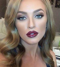 ✨Glam Makeup ✨ V@RT@P ❌⭕