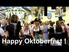 Oktoberfest and Oktoberfest Munich 2014 - Oktoberfest music: German beer music video. This Oktoberfest music collection is compiled for your enjoyment. German Oktoberfest, Frankfurt, Munich, Polka Music, German Beer, Music Videos, Germany, Popular, Karlsruhe