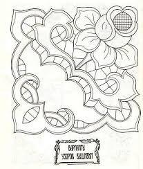 Resultado de imagen para PATRONES BORDADO RICHELIEU