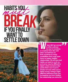 relationships and dating magazine