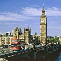 London, England. Been there, done that. When can I go back?