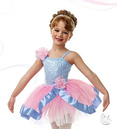 """Curtain Call Costumes® - Princess Doll. This ballet dance costume would turn any """"step-sister"""" into a princess with a glass slipper."""
