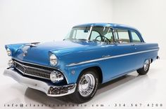 Ford : Other 1955 Ford Customline - Nut and Bolt R - http://www.legendaryfinds.com/ford-other-1955-ford-customline-nut-and-bolt-r/