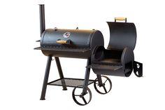 Smoker Lockhart - TEXAS BBQ AB