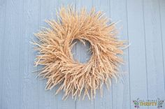 Fall wreath that cos