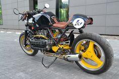 BMW K CAFE RACER BY ZWEIGER