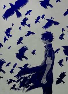 Dabi || My Hero Academia