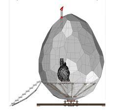Solar Egg, 2017 | Bigert & Bergström