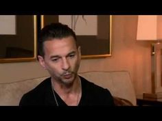 Dave Gahan (Depeche Mode) interview 2013 - YouTube