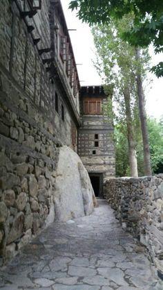 Shigar Fort