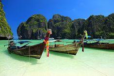 Phi-Phi--Maya-bay-Tailandia