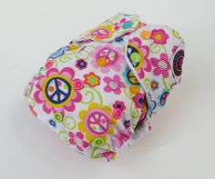 One Size AI2 Cloth Diaper Peace N Love