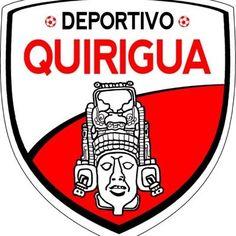 Deportivo Quiriguá (Izabal, Guatemala) #DeportivoQuiriguá #Izabal #Guatemala (L13578) Football Team Logos, Football Art, Sports Clubs, Fifa, Badge, Football Drawings, Football Equipment, Caribbean, Centre