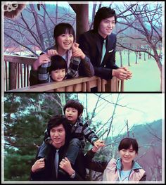 The zoo episode was so so sweet!! They were so adorable going around like a happy family. #BOF