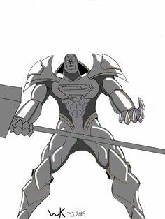 john henry irons*steel(dc comics)/onslaught