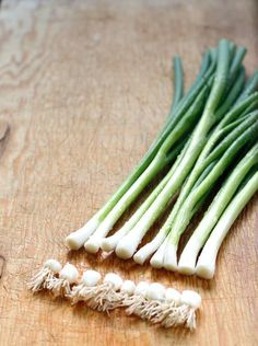 How To Grow And Use Spring Onions