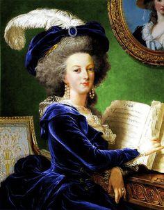 Marie Antoinette par Euryale de Come