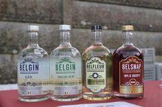 Best Belgian spirits