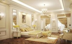 15 Exquisite French Bedroom Designs