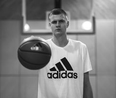 New York Knicks forward  Kristaps   Porzingis  is officially the latest member of Team Adidas, per  Adidas , after Nike failed to match a competitive offer sheet...