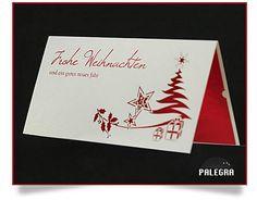 Weihnachtskarte ...Ho ho ho – Lasercut und Lasergravur schaffen filigrane Druckveredelungen ...  Nicht nur Weihnachten aber gerade zum Jahresende ist die Veredelung von Drucksachen mit Lasergravur und Laserstanzen sehr gefragt. Wann sonst im Jahr wird über Erfolg und Dankbarkeit für Zusammenarbeit gesprochen. Das Schenken und Geben ist Teil unserer Kultur und findet in der Weihnachtspost schon eine Erfüllung.