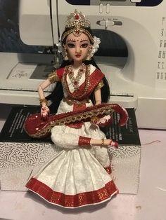 Indian Handmade goddess DOll....