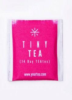 Tiny Tea Teatox