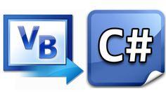 http://www.kodcuherif.com/vb-net-ten-c-a-gecmek.html Vb.Net 'ten C# 'a Geçmek