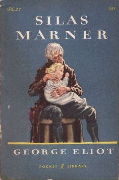 Silas Marner by George Eliot from sophomore English class. It beat the heck out of Julius Caesar, I remember that.