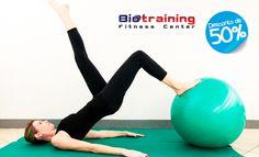 Entre em forma com o Pilates na Biotraining Fitness Center -