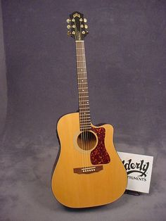 My dream guitar of all the times: GUILD DC-1E NT TRUE AMERICAN (1994) (20U-8460) - Elderly Instruments Guild Acoustic Guitars, Guitar Collection, Music Instruments, Electric, Times, American, Musical Instruments