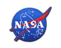 NASA logo Patch Badge Patch Iron on Patches