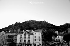 Sintra en Blanco y Negro - Portugal by Mario Silva on 500px