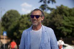 Pitti - Signore Squarzi.