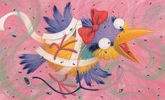 Lynne Chapman, Children's Book Illustrator