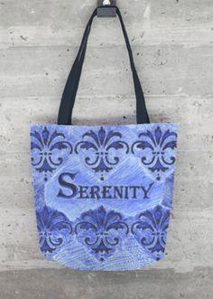 Tote Bag - Kay Duncan Serenity ATote by VIDA VIDA SCAxkSBz